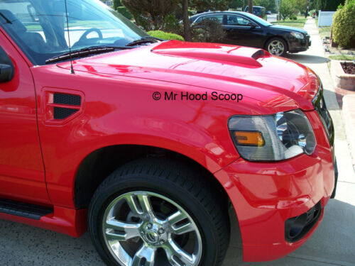 1991-2010 FORD EXPLORER SPORT TRAC and ADRENALIN by MrHoodScoop PAINTED HS009