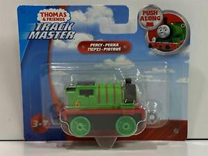 Thomas and Friends Track Master Percy Push Along Mattel FXX03 New