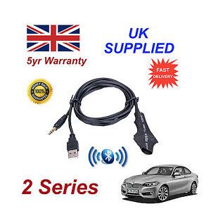 BMW-2-SERIES-Integrado-Bluetooth-Musica-modulo-para-iphone-htc-nokia-samsung-etc