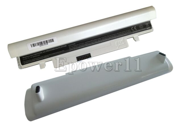 5200mah Battery Fr SAMSUNG N143 N145 N148 N150 N250 N260 AA-PB2VC6B AA-PB2VC6W W