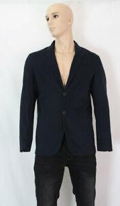giacca blu uomo ovs