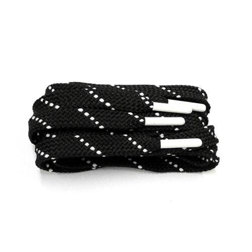 Premium Flat Laces for New Balance Asics Gel Saucony Diadora Kith EQT Air Max