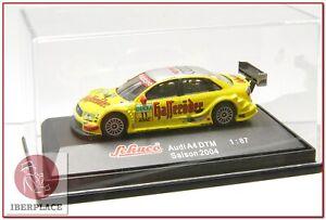 H0-escala-1-87-ho-maqueta-modelismo-coche-auto-car-Schuco-Audi-A4-DTM-2004-nr2