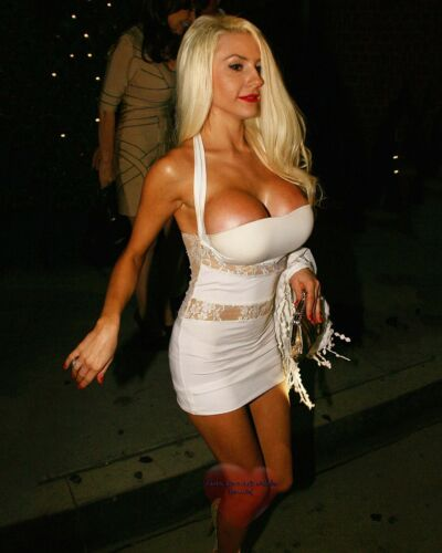 Courtney Stodden 8X10 GLOSSY PHOTO PICTURE IMAGE cs8