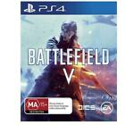 Battlefield V 5 Ps4 Game Australian Release