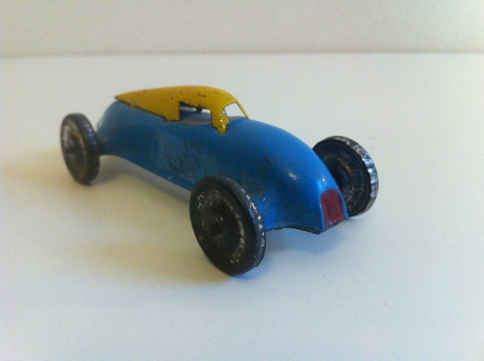AML (Armindo Moreira Lopes) Renault Nervasport - Jouet en tôle 10 cm années 50