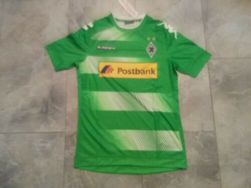 Kappa Borussia Mönchengladbach Auswärtstrikot 2016/2017 grün Neu Gr Deutsche Vereine S