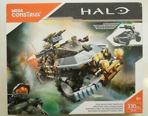 Mega Construx Halo Dual Mode UNSC Warthog - DPJ92