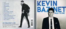 KEVIN BAZINET - Talk To Me (Gagnant de la Voix 3 au Quebec) CD BRAND NEW Canada