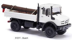 BUSCH-HO-51011-MERCEDES-BENZ-UNIMOG-U-5023-con-carga-NUEVO