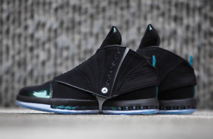 2017 Nike Air Jordan 16 XVI CEO Boardroom Hornets Size 7.5. aa1235-003