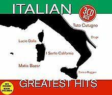 Italian Greatest Hits (Dieser Titel enthält Re-Recordings)...   CD   Zustand gut