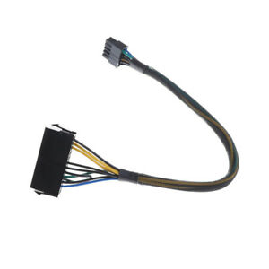 ATX-PSU-Power-Supply-Adapter-Cable-24-Female-To-10-Pin-For-Lenovo-Motherboard-Q
