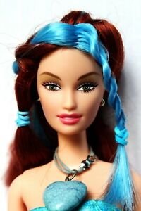 Barbie-Doll-Fashion-Fever-Drew-Tokyo-Pop-Restyled-Redressed-Beautiful-Rare