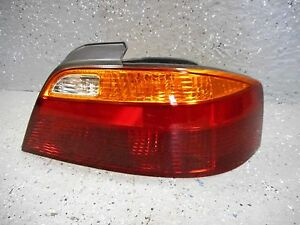 Image Is Loading Acura Tl 1999 2000 2001 Tail Light Lamp