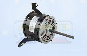 Motor psc 1 3 hp 1075 115v 48y open direct drive for 1 3 hp psc motor