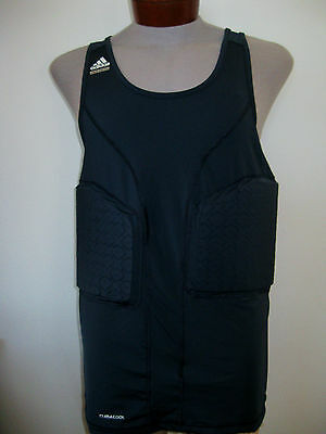 Nwt Men's Adidas TECHFIT Padded Compression Basketball Tank Sz 2XT $55 | eBay