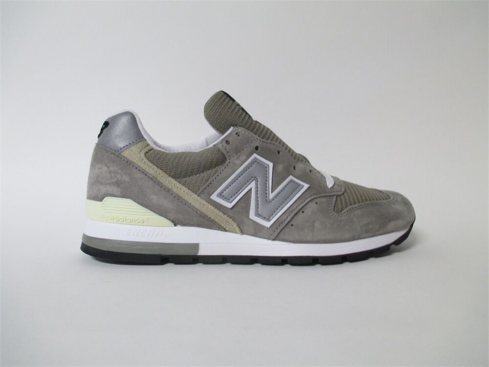 New Balance 996 Bringback Grey White Made in USA Sz 7 M996