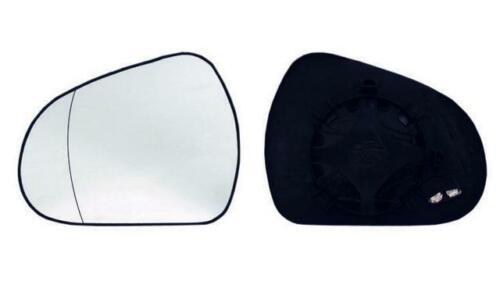 07=/>13 Cristal espejo Peugeot 308 Conductor Termico Transparente Izquierdo