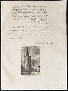 1926-Litografia-citazione-MM-P-Tomasek-Premysl-Samal