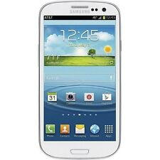 New Samsung Galaxy S3 SGH-I747 AT&T Unlocked GSM 4G 16GB Android Phone White