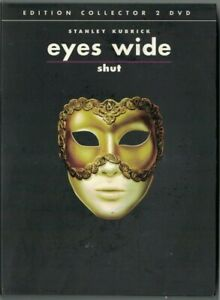 DVD-Edition-Collector-2-DVD-Stanley-Kubrick-Eyes-Wide-Shut-Occasion