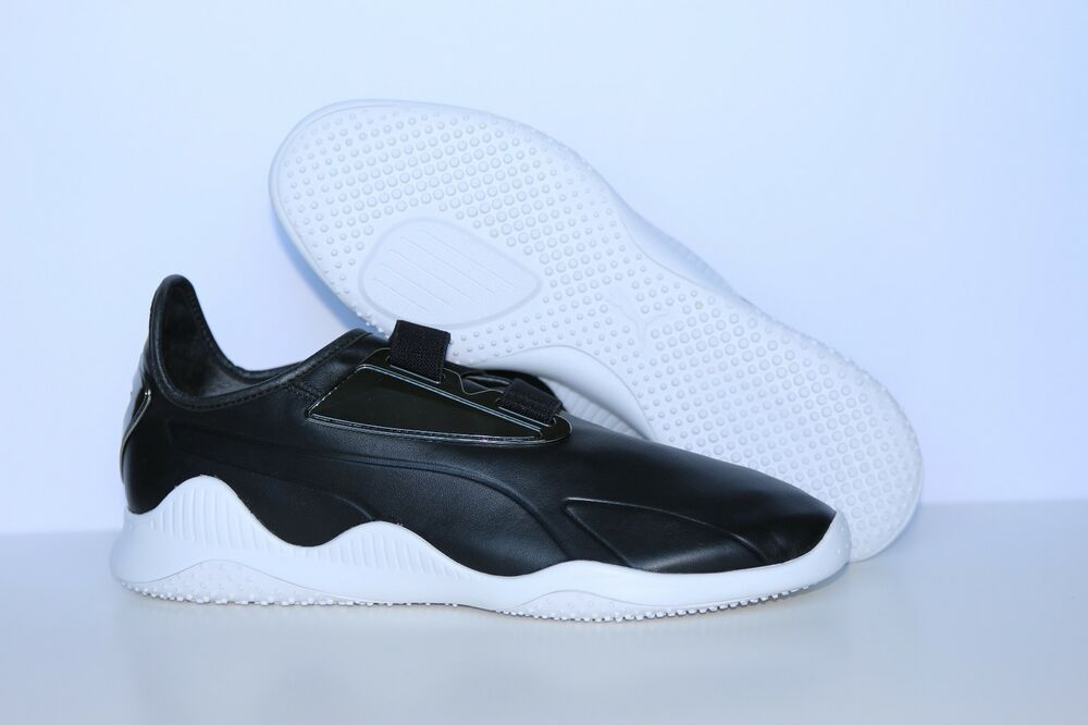 NEW PUMA MOSTRO MLN MILAN homme chaussures noir RARE ALL TailleS