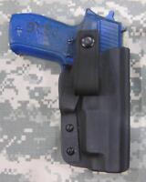 Sauer P226 Iwb Soft Loop Concealment Kydex Holster