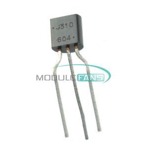 10Pcs J310 Transistor Fairchild//On//Mot TO-92 by