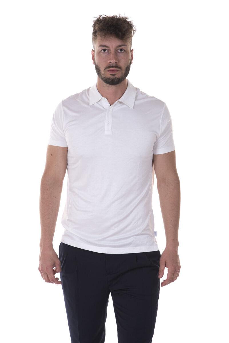 Polo ARMANI JEANS AJ POLO Shirt Weiß Man c6m9aqh MWF 10