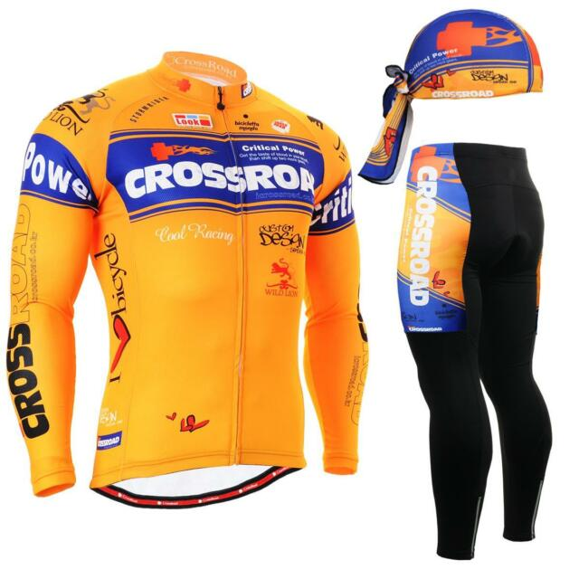 FIXGEAR CS-701 SET Cycling Jersey & Padded Pants,MTB Bike,BMX,Beanie Free GIFT