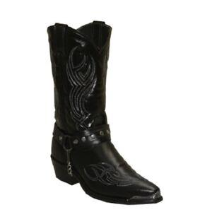 Sage By Abilene Men S Cole 12 Inch Black Harness Western