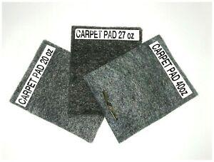 40-oz-Carpet-Padding-Automotive-Trunk-Insulation-Jute-36-Wide-Auto-Under-Pad