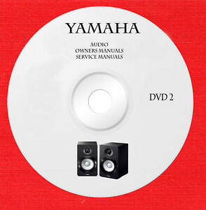 yamaha dvr c310 service manual