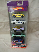 Hot Wheels Easter Speedsters Target Exclusive 5-car Pack
