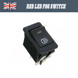 Details about 12V 35A Relay Wiring Harness Work Fog Light Bar Kit ON/OFF on