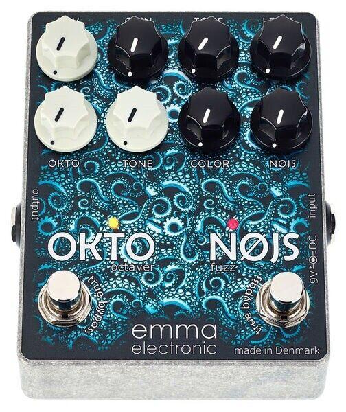 EMMA electronic OKTO-NØJS Octaver/Fuzz