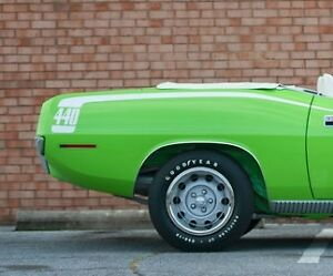 Hockey stick stripes for 1970 1971 1972 1973 1974 Plymouth