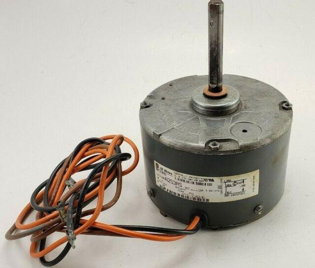 Rheem 1  6 Hp 1075 Rpm Condenser Fan Motor 51