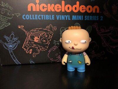"Kidrobot x Nickelodeon Series 2 DEBBIE 3"" vinyl 2//24 rarity"