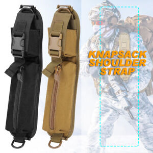 Molle Tactical Pouch Backpack Shoulder Strap Bag Outdoor Hunting Accessory Tools
