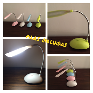 Lampara-LED-De-Mesa-Lectura-Luz-Libro-Hogar-Super-Luminosa-Pilas-Incluidas-4-LED