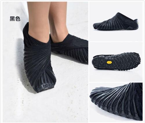 Furoshiki verstellbare Laufschuhe Wickeln Freizeitschuhe Männer Frauen Tragbar