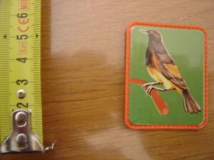 Chromo-Decoupi-Image-CAFE-MAURICE-Oiseaux-Merveilleux-banane-mure