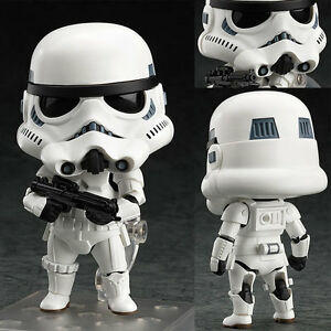 Nendoroid 599 Star Wars FIRST ORDER STORMTROOPER Figure Good Smile Company NEW