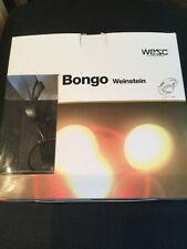 WESC Bongo Weinstein Premium On Ear Headphones Unisex iPhone Brand New In Box