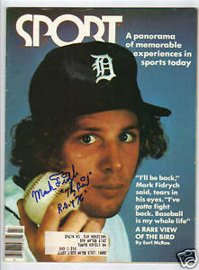 MARK-FIDRYCH-Signed-Sport-Magazine-7-77-DIED-4-12-09