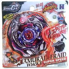 Samurai Ifraid / Ifrit Zero-G Shogun Steel Beyblade STARTER SET w/ Launcher NIP