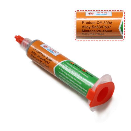 Lead Needle Solder Paste Tin Paste Pulp Paste 10CC Solder Paste
