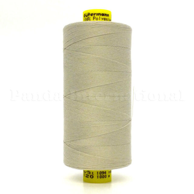 GUTERMANN Mara 120 100/% POLYESTER THREAD 1094 yard//spool Reg Sewing Color 118